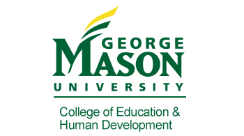 College of Education and Human Development George Mason University Logo